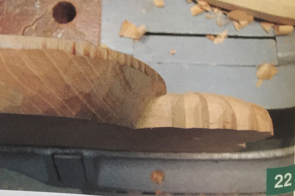 Cherry Tray Carving Step 22