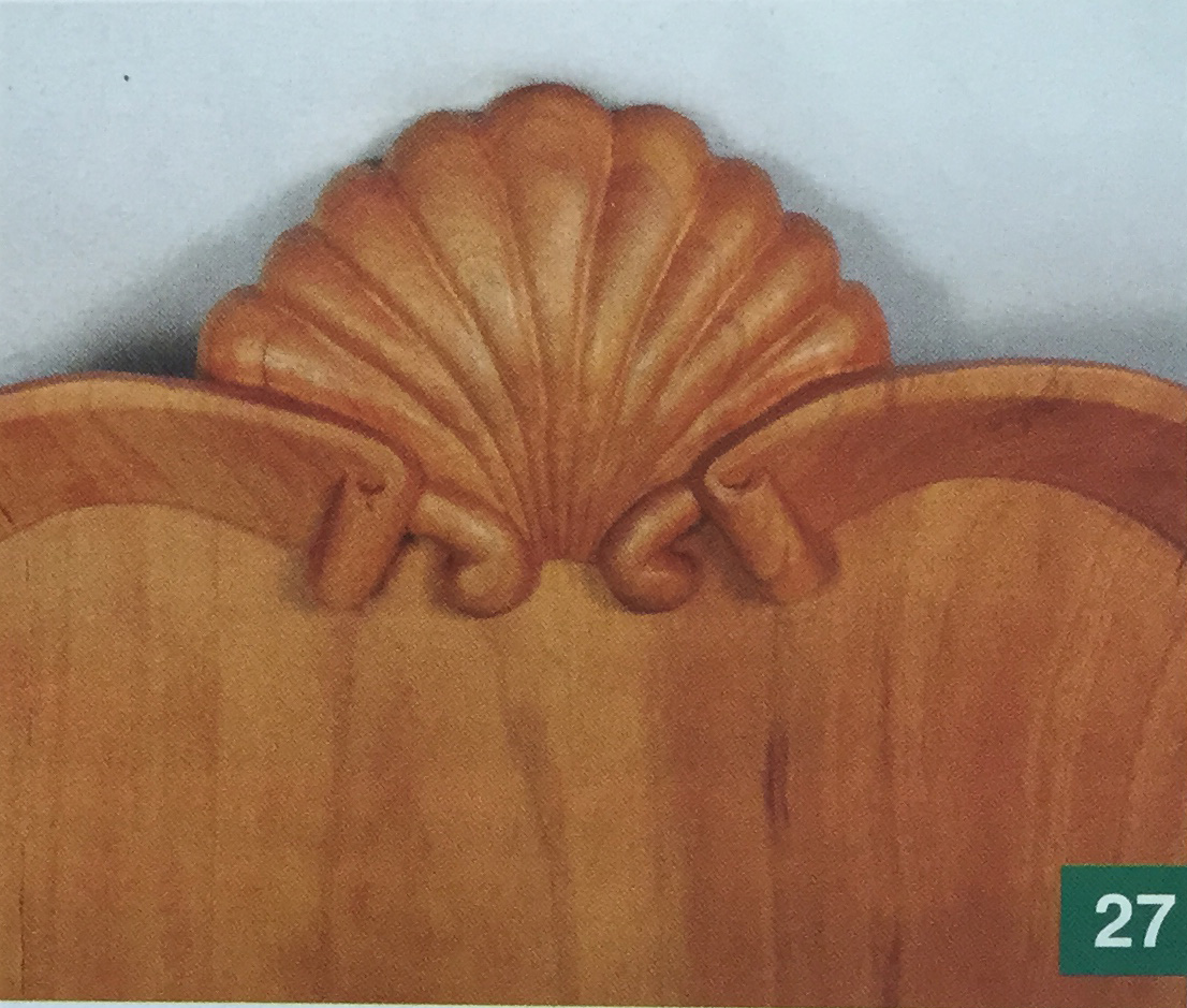 Cherry Tray Carving Step 27