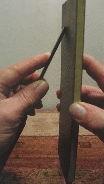 Sharpening What S Your Angle Carving Magazine